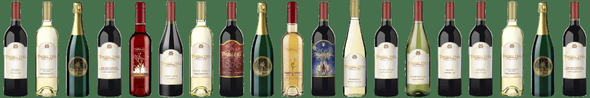 wine tasting, tasting room, Thorn Hill, wine